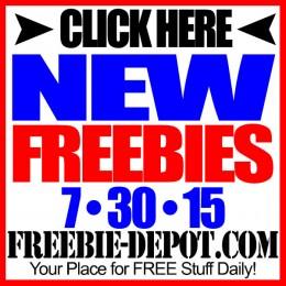 New-Freebies-7-30-15