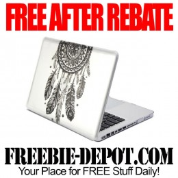 FREE AFTER REBATE – Dreamcatcher Hard Case for MacBooks – $35 Value