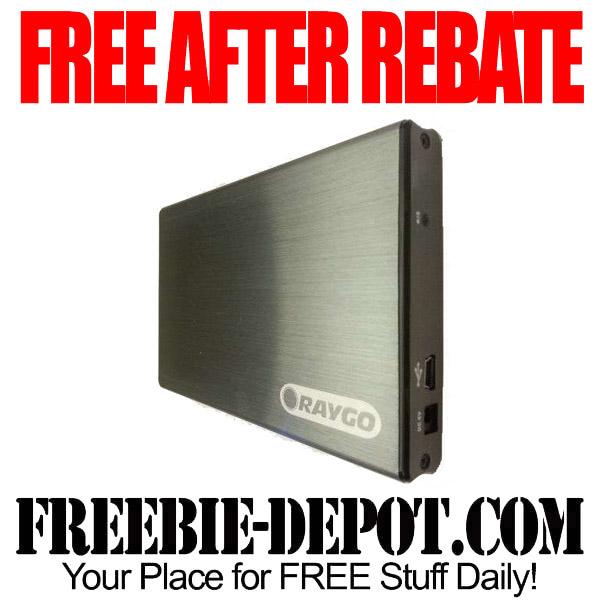 Free After Rebate Drive Enclosure