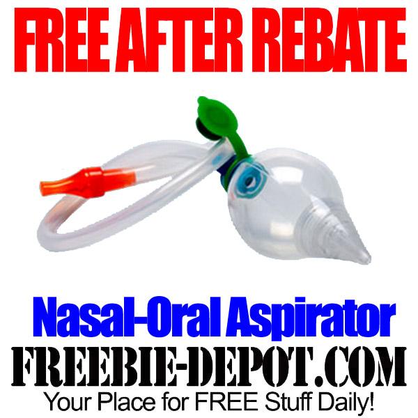 Freebate Nasal Aspirator