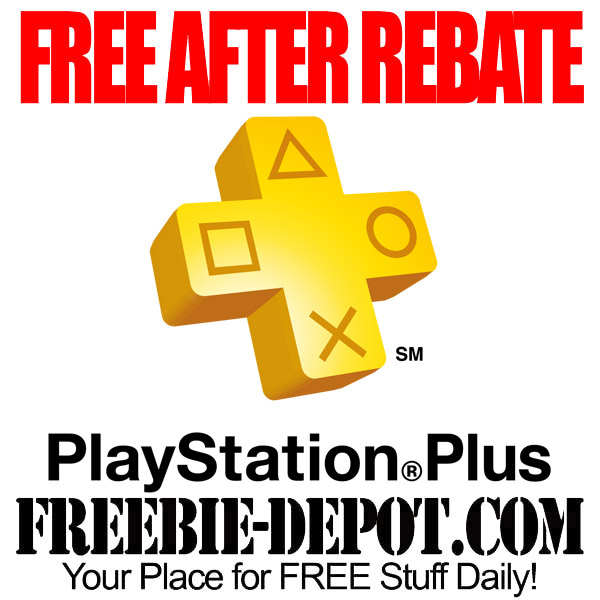 Freebate Playstation Plus