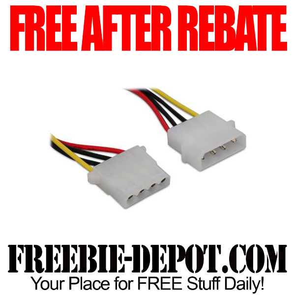 Free After Rebate Power Adapter ULTRA
