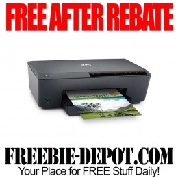 Free-After-Rebate-Printer-HP