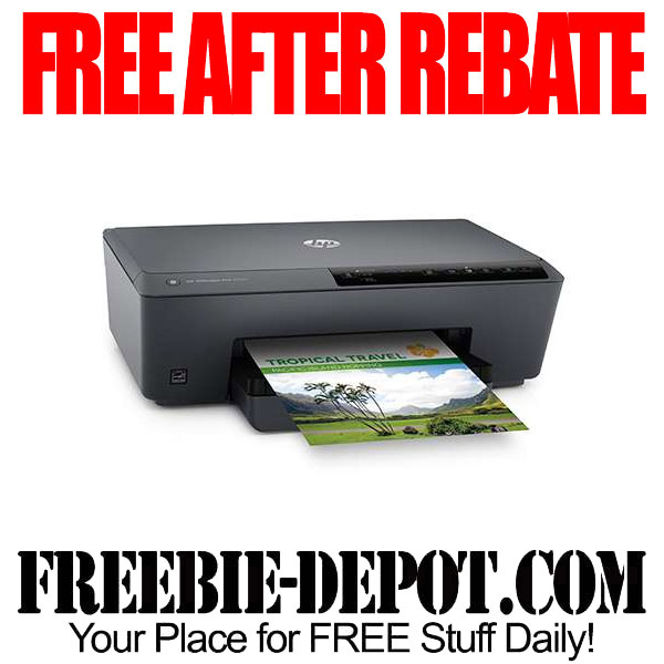 Free After Rebate HP Officejet Pro 6230 Wireless Color Inkjet Printer