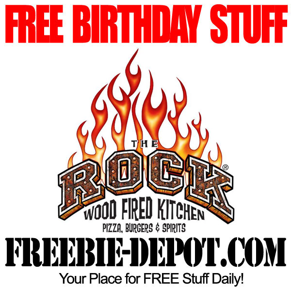 Free Birthday Wood Fired Pizza