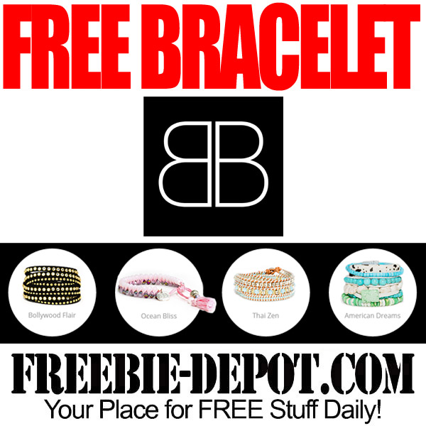 Completely Free Bracelets and Bangles