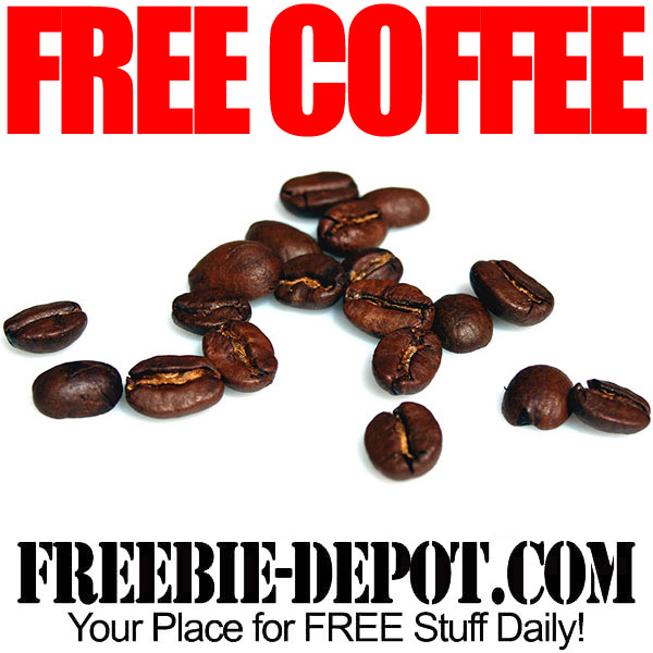 Free Coffee Sample Bag