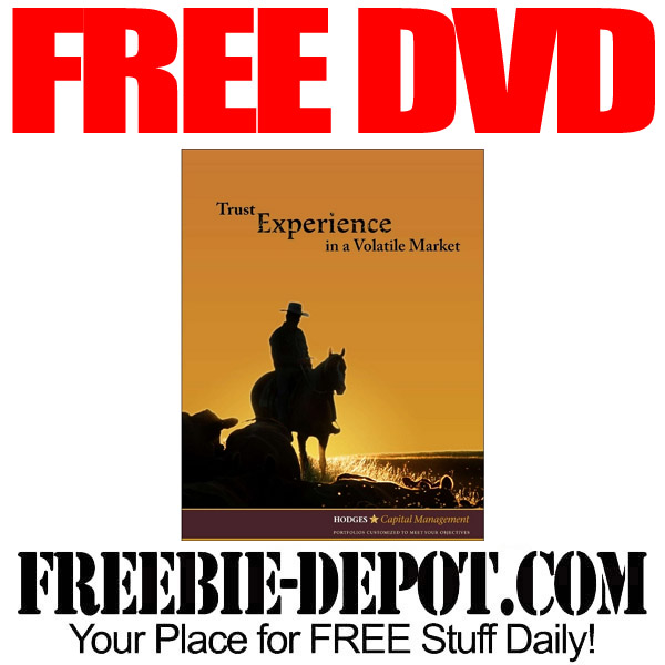 Free DVD Trust Experience in a Volatile Market