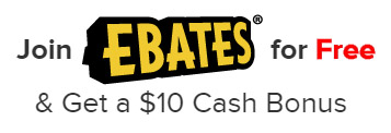 Free Ebates Bonus