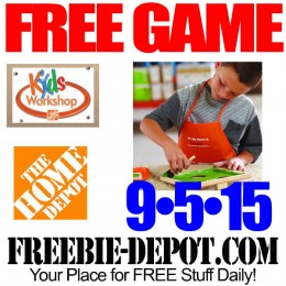 Free-Home-Depot-Game