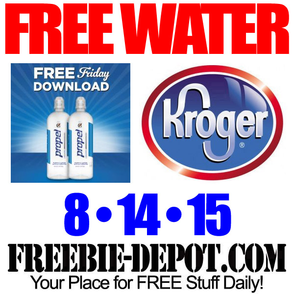 Free-Kroger-Water