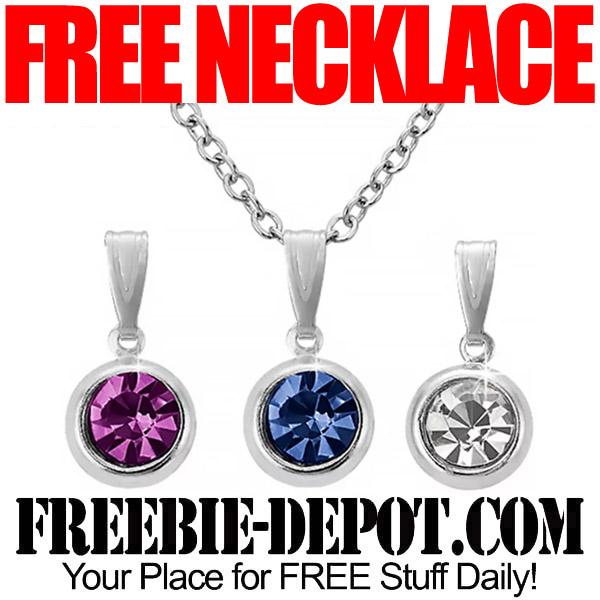 Free Necklace Set
