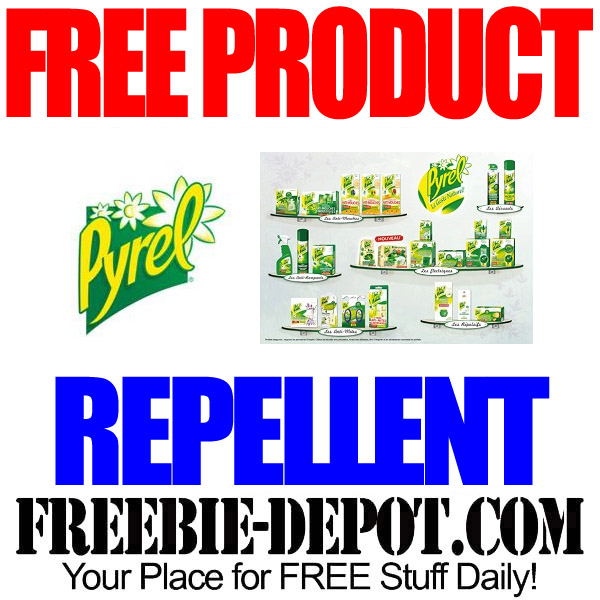 Free Insect Repellent