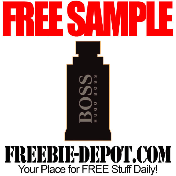 Free-Sample-Hugo-Boss