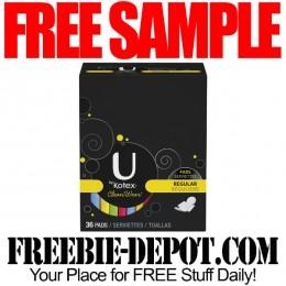 Free-Sample-U-Kotex