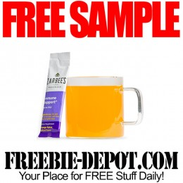 FREE SAMPLE – Zarbee's Multivitamin with Antioxidant Supplement – FREE Drink Mix Sample