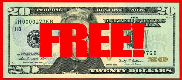 Free-20-Dollar-Bill