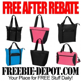 FREE AFTER REBATE – 6 Totes, Satchels and Travel Bags from Tiger Direct – Exp 9/30/15