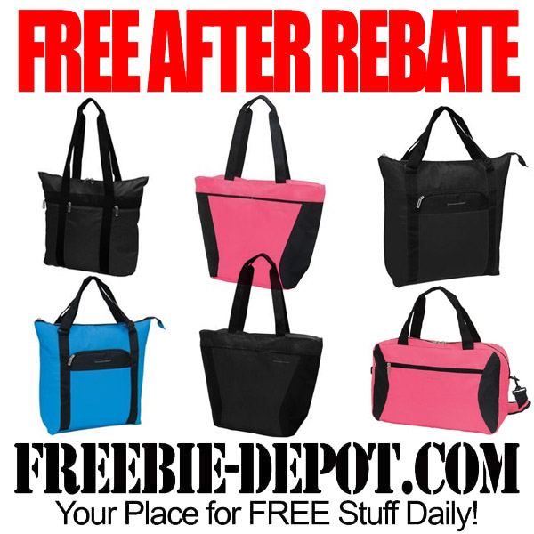 Free After Rebate Tote Bags and Satchel Bags