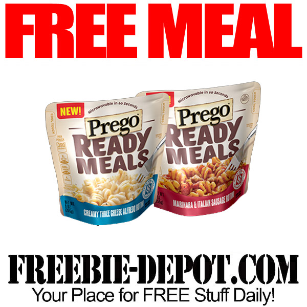 Free After Rebate Meal