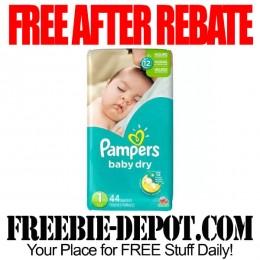 Free-After-Rebate-Pampers