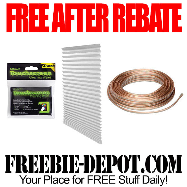 Free-After-Rebate-Speaker-Wire