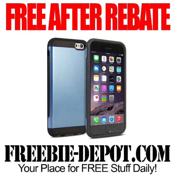 Free After Rebate Hard iPhone Case