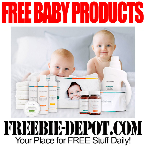 Free-Baby-Products-Everyday