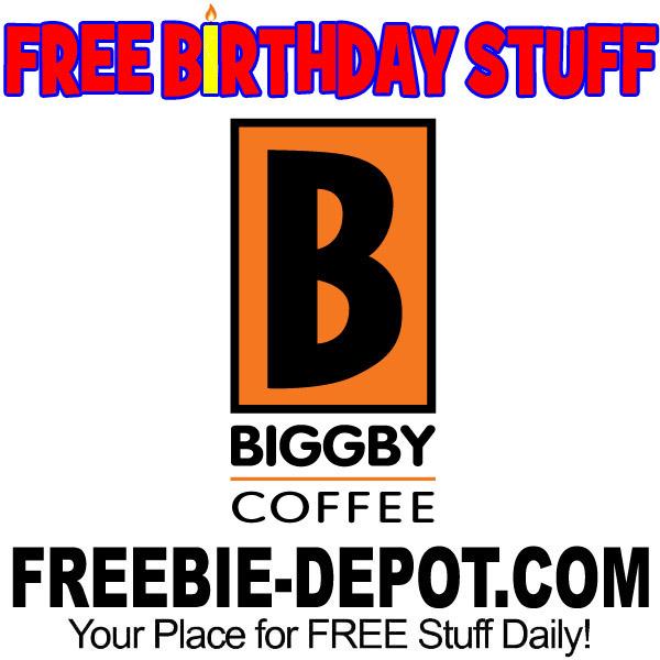 BIRTHDAY FREEBIE – Biggby Coffee