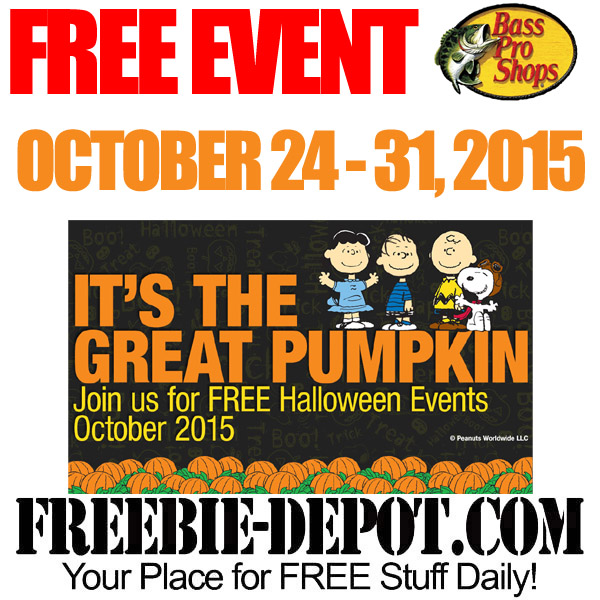 Free-Halloween-Event-Bass-Pro