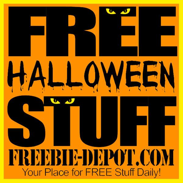 🎃 FREE Halloween Stuff 2015 – Halloween Freebies 👻