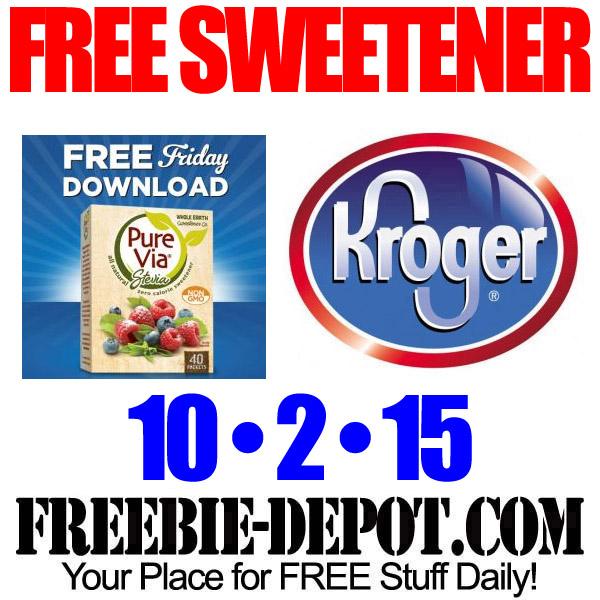 Free-Kroger-Sweetener