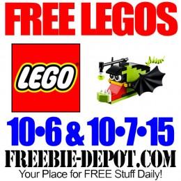 FREE LEGO Mini Model Build – FREE Angler Fish at LEGO Stores – FREE LEGO Toy – 10/6/15 & 10/7/15