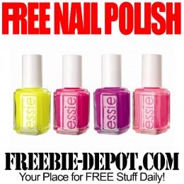Free-Nail-Polish-Essie