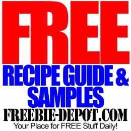 FREE Recipe Guide and Samples