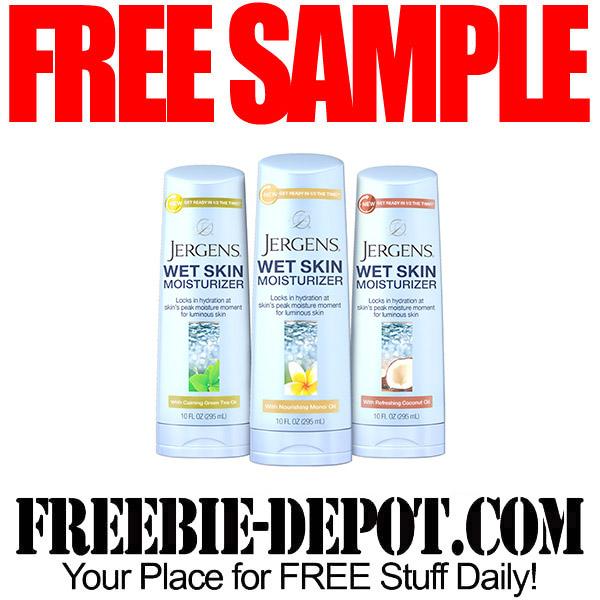 Free-Sample-Jergens