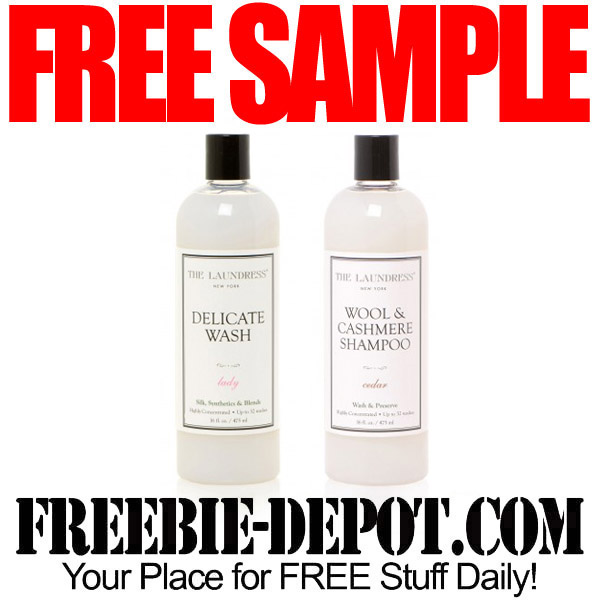 Free-Sample-Laundress