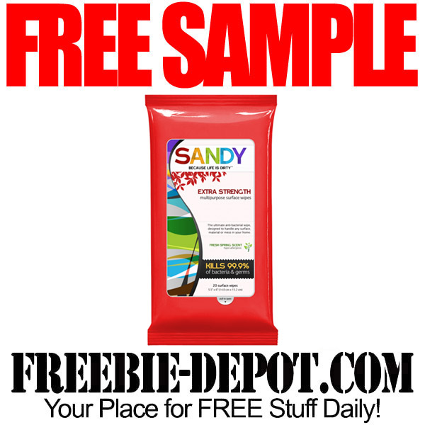 Free-Sample-Sandy