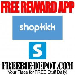 FREE APP – Shopkick – FREE Rewards App – FREE Gift Cards
