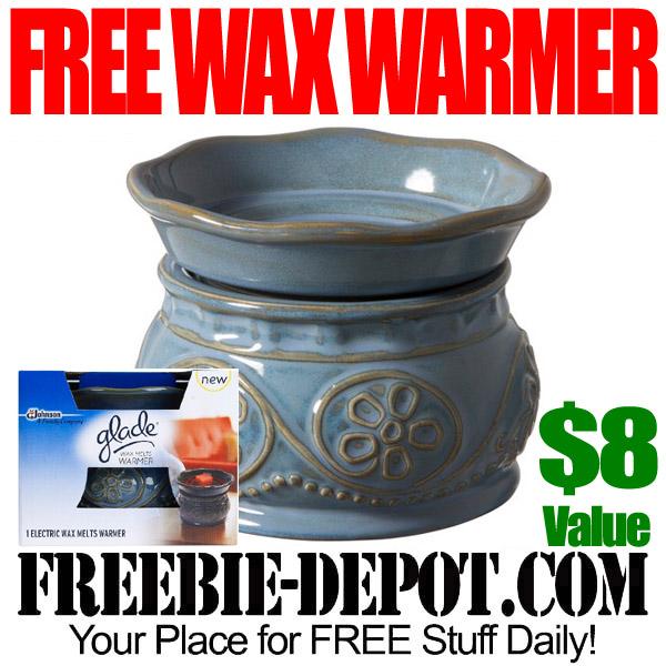 Free-Wax-Warmer