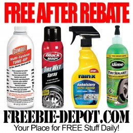 Free-After-Rebate-Auto-Products