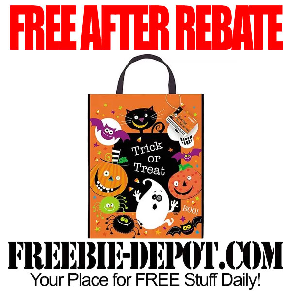 Free-After-Rebate-Trick-or-Treat-Bag