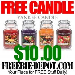 Free-Candle-Yankee