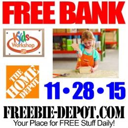 Free-Home-Depot-Bank