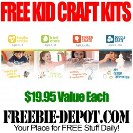 Free-Kid-Craft-Kits