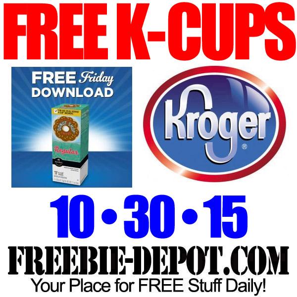 Free-Kroger-K-Cups