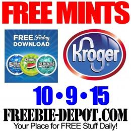 Free-Kroger-Mints