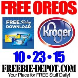 Free-Kroger-Oreos