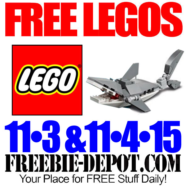 Free-Lego-Shark