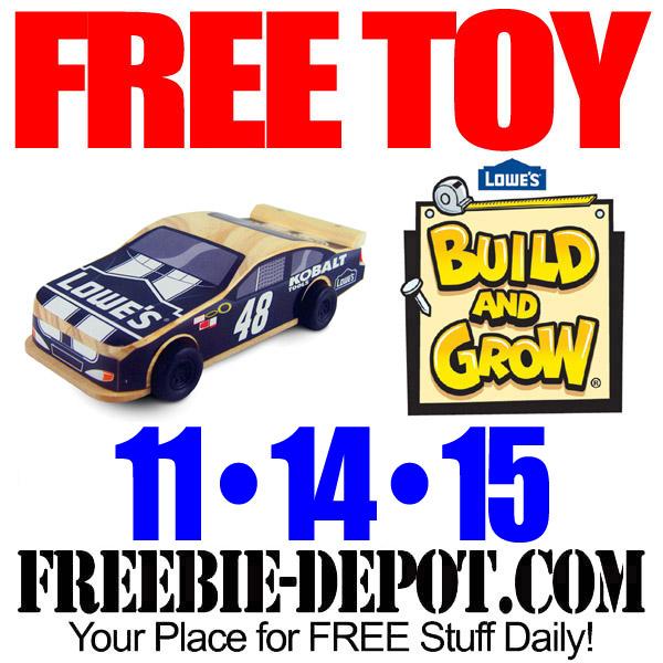 Free-Lowes-Toy-Nascar